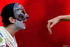 arlecchino e silvia-carnevale-teatro blu-milano-vivilanotizia (4)