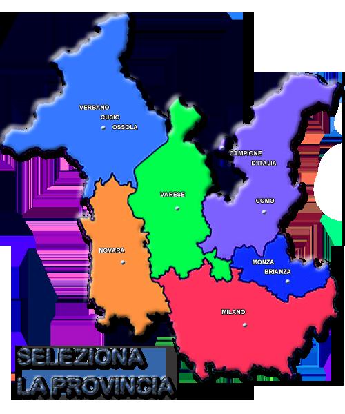 Varese Cartina.Il Territorio Di Varese Con I Suoi Luoghi Da Scoprire Vivilanotizia