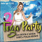 1 Toga party