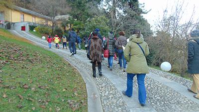 Parco interattivo inverno Museo Meina-vivilanotizia