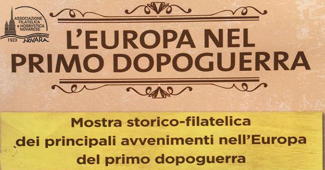 Associazioni Filatelica Novarese- vivilanotizia