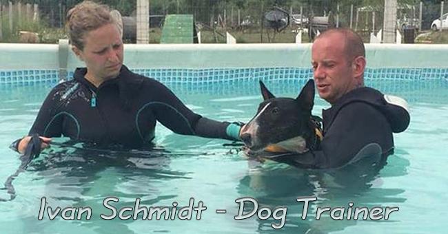 Ivan Schmidt - Dog Trainer - Vivilanotizia