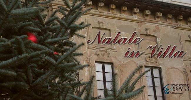 A Villa Arconati arriva il Natale-vivilanotizia