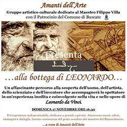 Alla bottega di Leonardo-Vivilanotizia 1