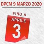 DPCM 9 Marzo 2020 1-vivilanotizia