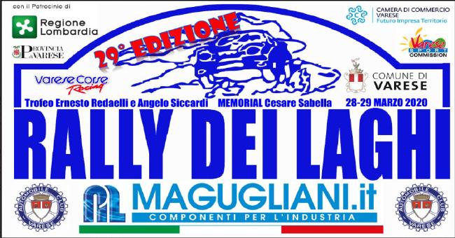 Rally dei Laghi 2020-vivilanotizia