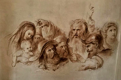Il giuramento degli Anconetani_Francesco Podesti-vivilanotizia