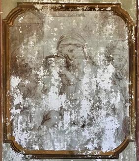 Madonna con Gesù bambino San Giuseppe e Sant'Anna_Francesco Podesti-Vivilanotizia