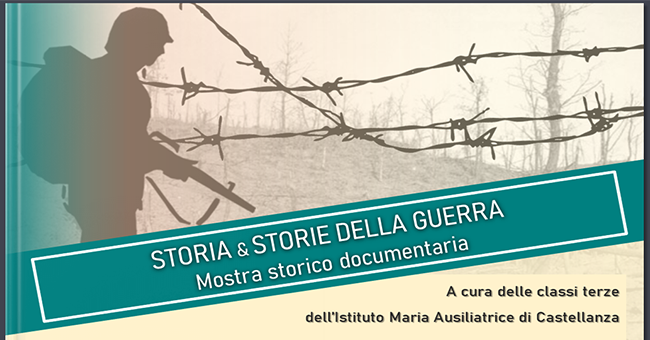 Storia & storie della guerra-vivilanotizia