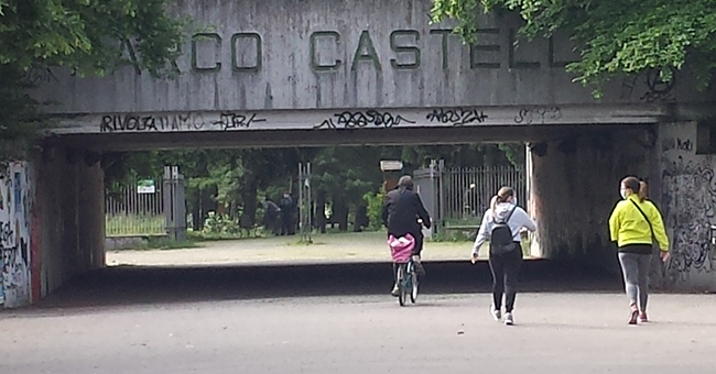 Parco Castello-vivilanotizia
