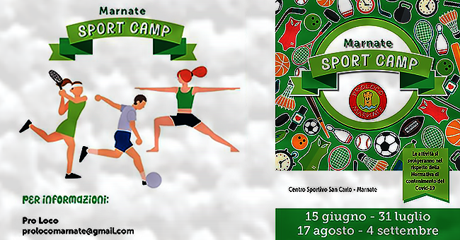 Marnate sport camp-vivilanotizia