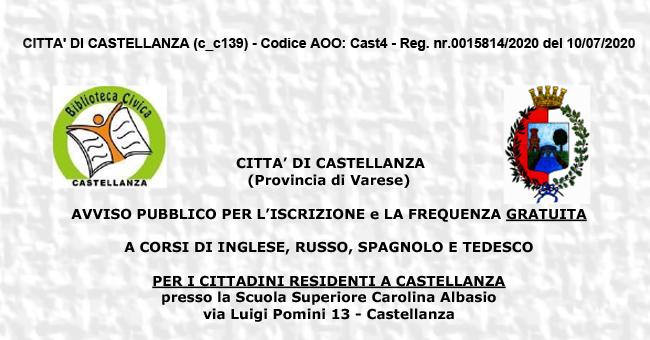 Corsi di lingue Castellanza-vivilanotizia