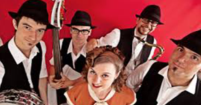 Lady Dillinger Swing Band-vivilanotizia