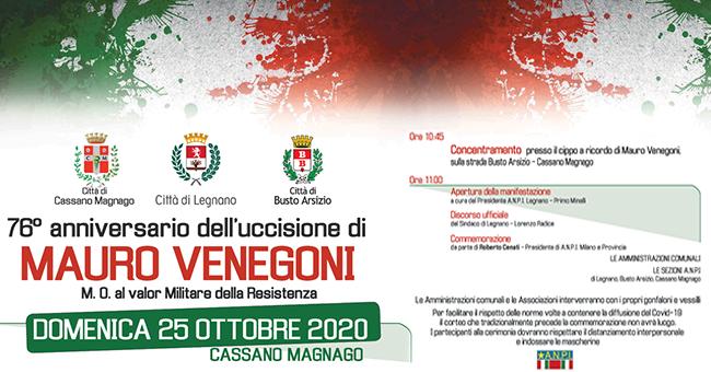 Commemorazione Mauro Venegoni-vivilanotizia