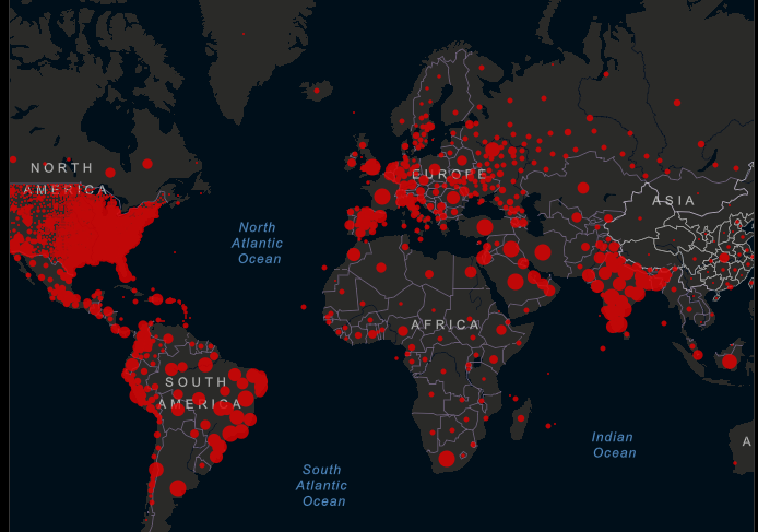 Mappa Mondo-vivilanotizia