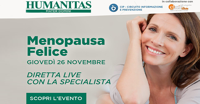 Menopausa felice-vivilanotizia