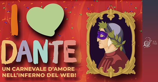 I love Dante-vivilanotizia