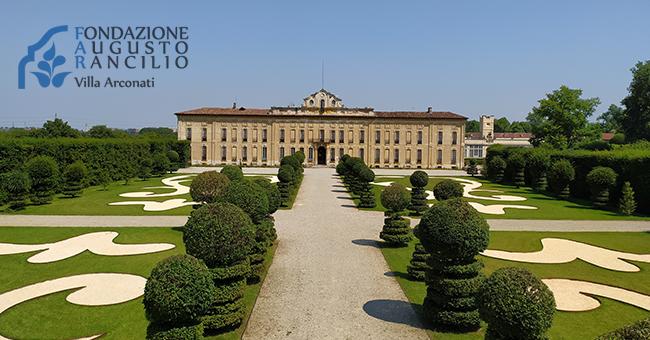 Villa Arconati retro 2021