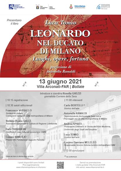 Locandina Leonardo-vivilanotizia