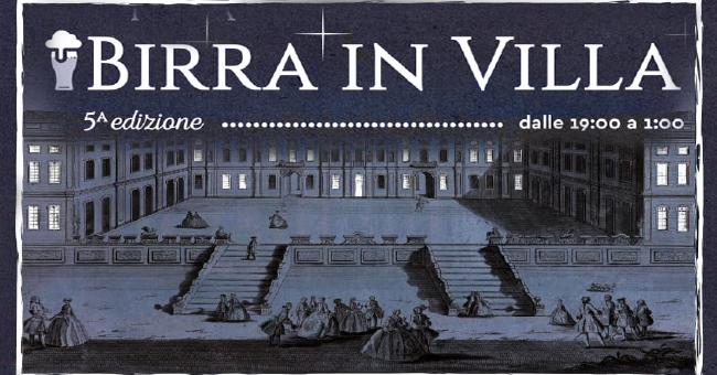 Birra in villa-vivilanotizia